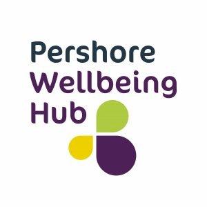 Pershore Wellbeing Logo Social