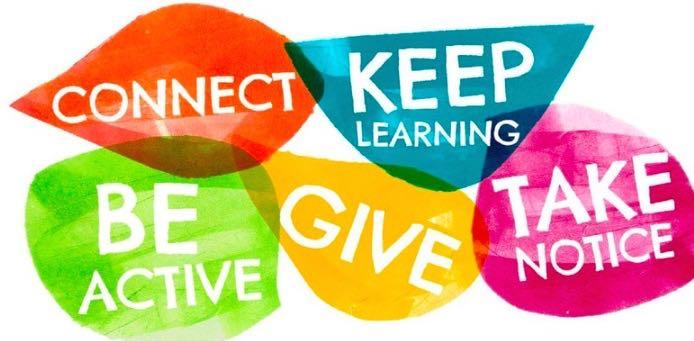 5 ways wellbeing