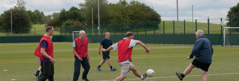 Age UK H&W Walking Football