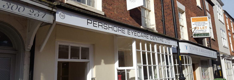 Pershore Eyecare Centre Ltd.