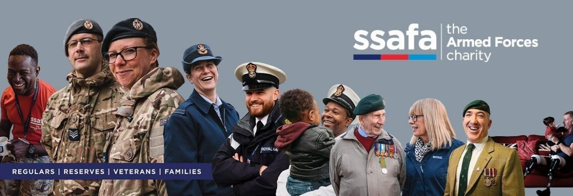 SSAFA Armed Forces charity