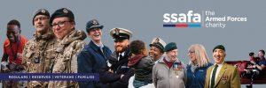 SSAFA banner